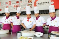 2021年春季预科班专业推荐之一年制烹饪精英专业